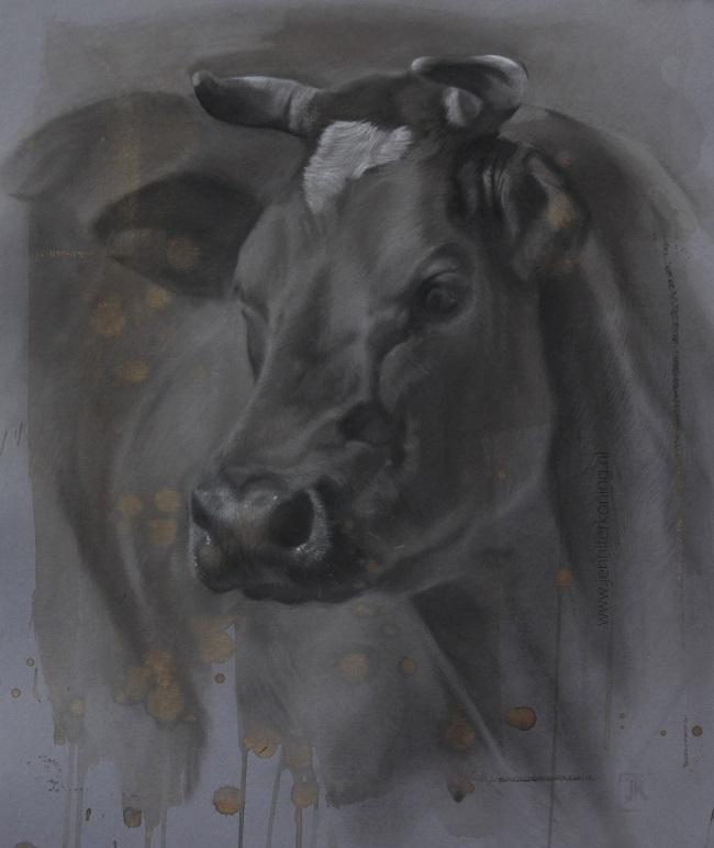 2015-koeportret-cowportrait-koning-francienzij