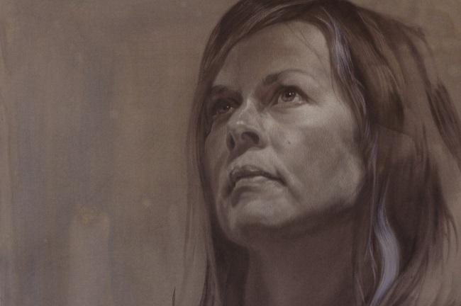 2013-zelfportret-selfportrait-jennifer-koning-houtskool-tekening-van-het-jaar