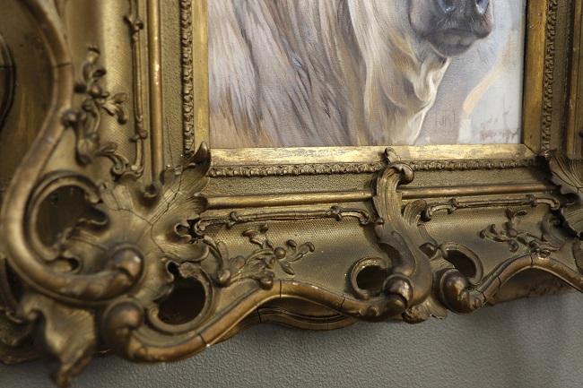 piemontese detail antieke lijst 9